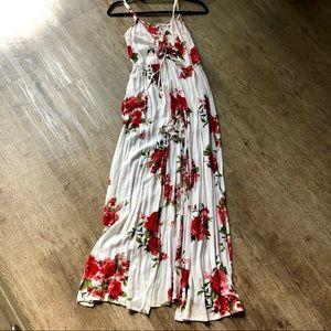 Pants - Floral Dress